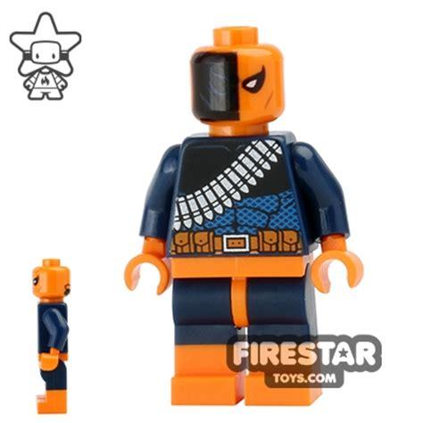 Lego Minifigure Heroes Deathstroke Stroke Weapon lego heroes mini figure deathstroke heroes lego minifigures lego minifigures