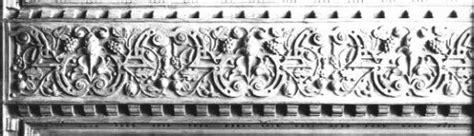 frieze pattern history v the london evidence british renaissance plasterwork
