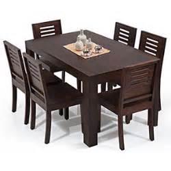 teak wood dining set in india images