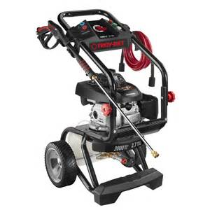 Troy Bilt Pressure Washer With Honda Engine Shop Troy Bilt Xp 3000 Psi 2 7 Gpm Carb Compliant Cold