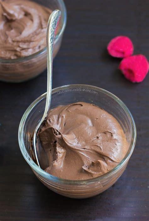 healthy chocolate pudding no avocado no tofu