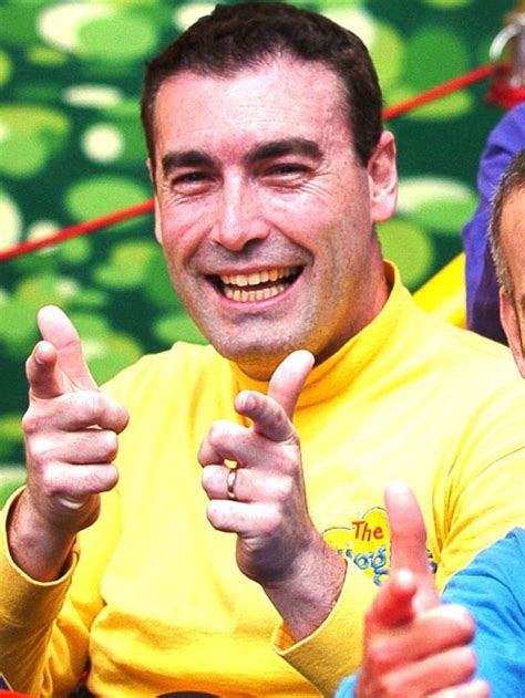 Greg The by Yellow Wiggle Greg Page Abc News Australian