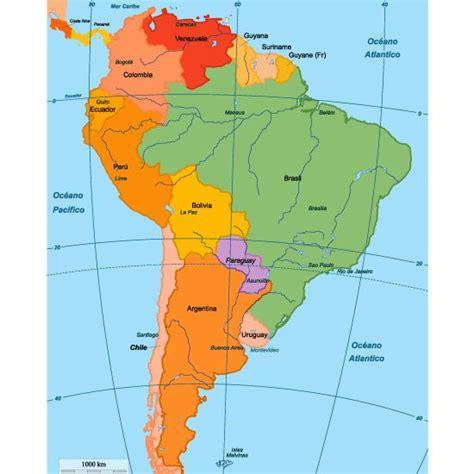 imagenes sudamerica mapa pol 237 tico de sudam 233 rica editable vector mapas y