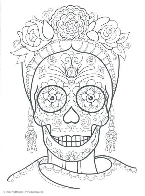 557 best images about skull coloring dia de los muertos