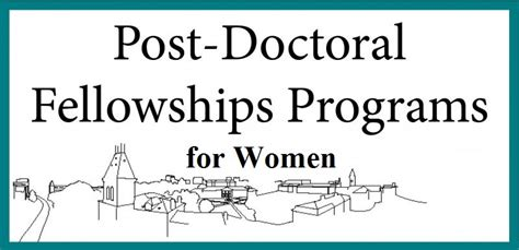 Scholarships For Postdoctoral Candidates Mba by Post Doctoral Fellowship To Candidate Govinfo Me