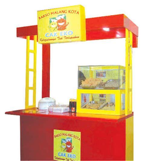 Aneka Booth Makanan Minuman jasa pembuatan gerobak rombong makanan dan minuman unik