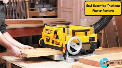 best benchtop thickness planer reviews
