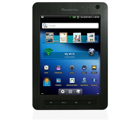 android tablets on sale pandigital s android tablet now on sale at best buy for 170