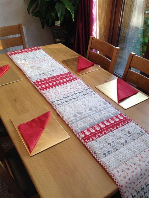 scandi christmas table runner christmas table runner christmas decorations christmas