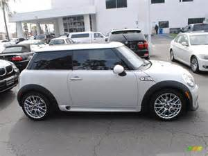 White Silver Metallic Mini Cooper 2012 White Silver Metallic Mini Cooper S Hardtop 60696327