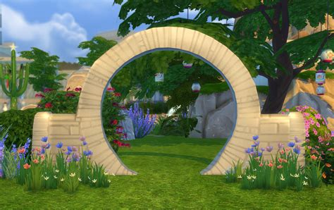 Wedding Arch On Sims 3 by Mill Wedding Arch Ts3 Store Simsworkshop Sims 4