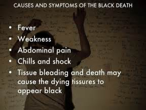 dying symptoms the spread of the black by buttercup