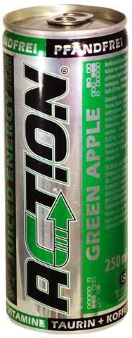 Green Powder Akik liquishot superdrinks