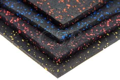 tappeto di gomma per palestra gomma antiscivolo palestra piano pavimentazione in gomma