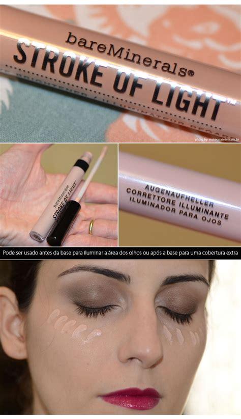 lights in eye stroke testando iluminador stroke of light eye brightener da