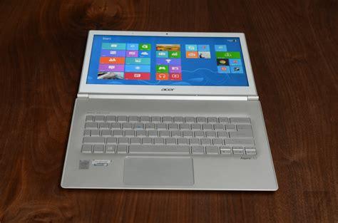 Laptop Acer Aspire S7 Ultrabook I7 acer aspire s7 all new core i7 4500u 8gb 256gb raid 0 13 3 quot fhd gorilla glass 2 hdwc