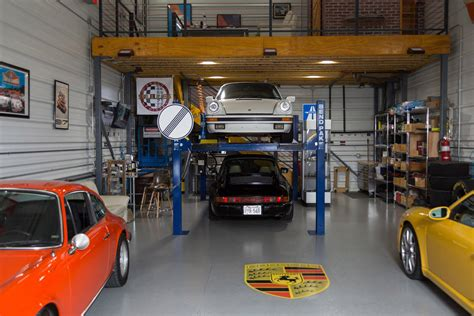 garage automobile garages of