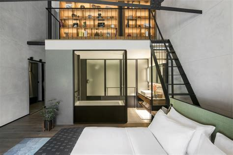 small loft house with aesthetics modern in singapore photo 8 of 14 in 7 warehouse conversions turning