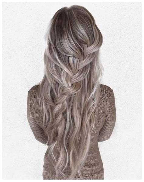taupe hair color 17 best images about hair on taupe silver