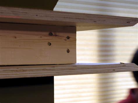 build floating shelves  wrap   corner wall hgtv