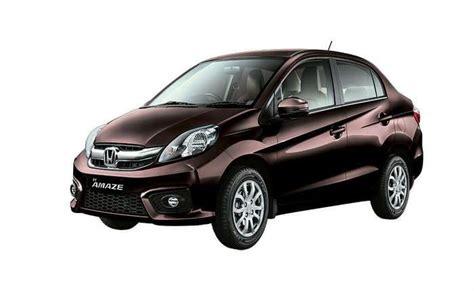 honda car amaze honda amaze price in india images mileage features
