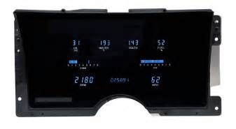 dakota digital dash 92 93 94 chevy gmc truck suburban