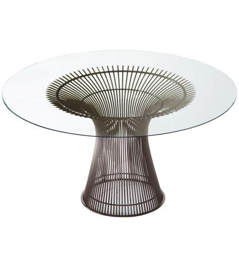 knoll tavoli platner tavolo knoll milia shop