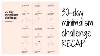 the japanese of minimalism 30 day minimalist challenge to declutter your and experience the new more minimalist living books 30 day minimalism challenge recap