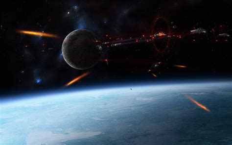 Space War wars space backgrounds wallpaper cave