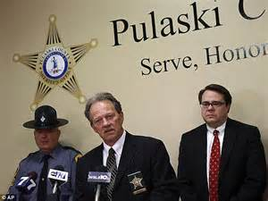 Pulaski County Sheriff Office by White Faces Murder Charge After Noah Is Found