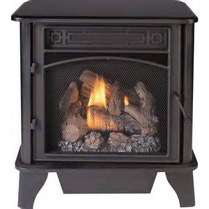 procom dual fuel vent free stove 23 000 btu model