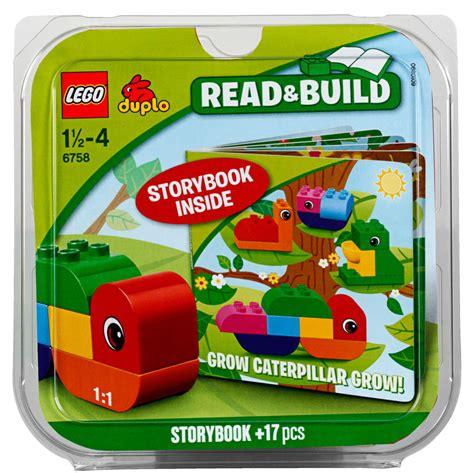 Buku Manual Lego Duplo Grow Caterpillar Grow lego duplo grow caterpillar grow 6758 iwoot