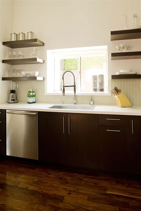 kitchen shelves and cabinets shelves instead of upper cabinets favorite places