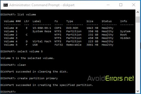 format cd via cmd how to format a hard drive using command prompt avoiderrors