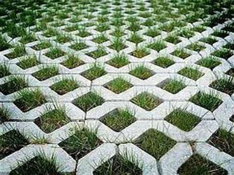 grass pavers architecture and design