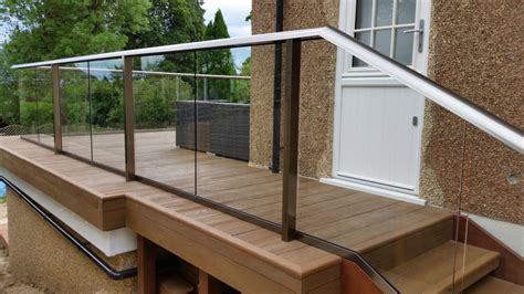 holzkonstruktion balkon wood and glass balustrade systems doyejiyehu web fc2