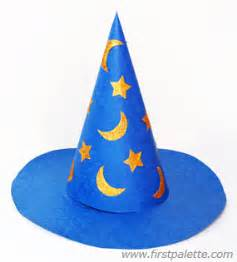 Fathers Day Arts And Crafts For Kids - wizard hat craft kids crafts firstpalette com