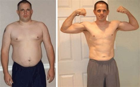 10 Weight Loss After by Keith Keller Officer Age 36 Height 5 10