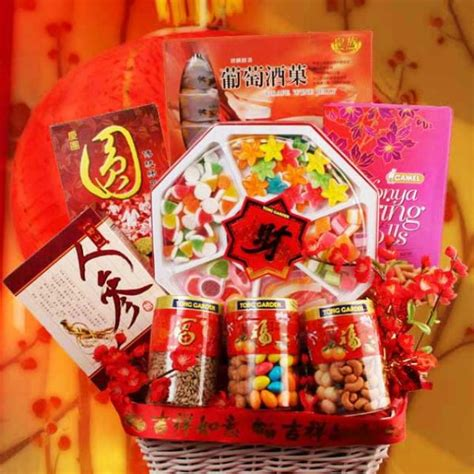 new year gift to in new year gift baskets meimei