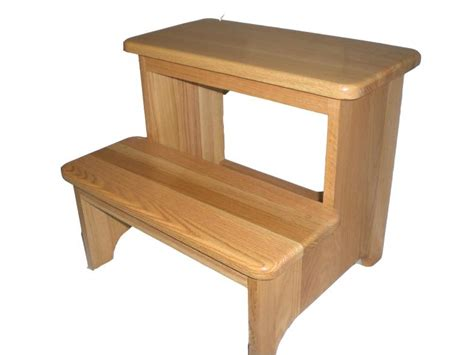 wooden step stool pdf diy wooden step stool download how to make a wooden