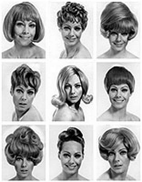 hair cutson in 1950 60s hairstyles for women