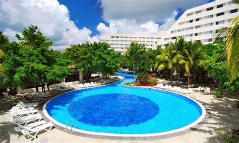 all inclusive resort in cancun groupon
