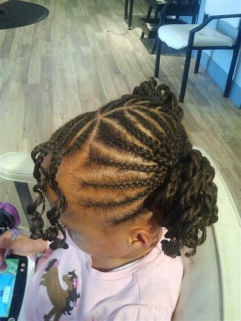 using twist in mohican braids with two strand twist inspiring ideas pinterest