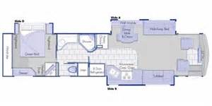 Country Coach Floor Plans by View Floorplan