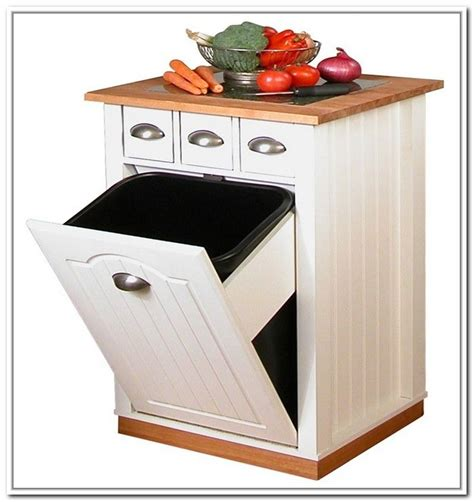tilt out trash cabinet tilt out trash bin storage cabinet house laundry