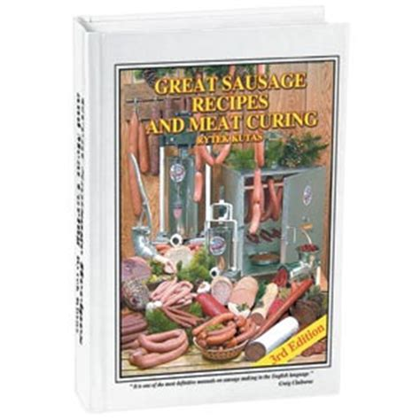 meat curing for sale tsm book great sausage recipes meat curing by rytek