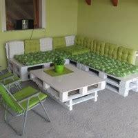 idee arredo terrazzo fai da te mobili giardino pallet