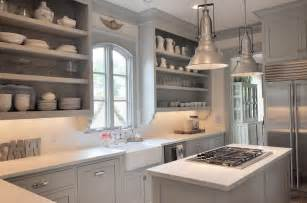 Fieldstone Kitchen Cabinets gray kitchen cabinets transitional kitchen benjamin