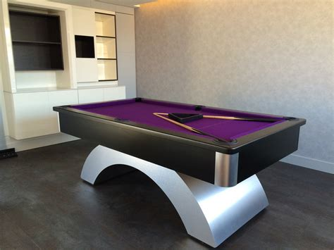 Pool Table Cushions by Black Cushion Rail And Apron Arched Uk Pool Table