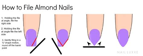 how to file nails black almond nails design 2015 best auto reviews